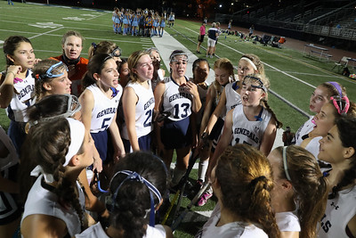 Yorktown @ W-L JV Field Hockey (10 Oct 2017)