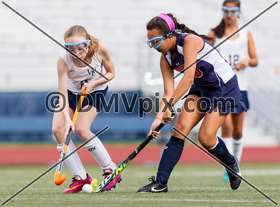 Woodson @ W-L Freshman Field Hockey (08 Sep 2014)