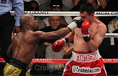 Fight Night in Las Vegas - May 4, 2013