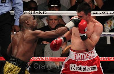 Fight Night in Las Vegas - May 4, 2013