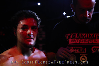 Fight Time at The Venue on September 26, 2013
