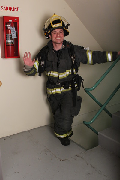 2012 Fight for Air Climb - Chicago, Presidential Towers