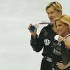US Ice Dance Silver Medalists - Melissa Gregory & Denis Petukhov