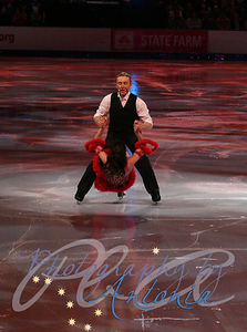 Exhibition of Champions - Melissa Gregory & Denis Petukhov