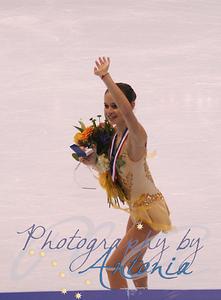 Ladies' Gold Medalist - Sasha Cohen