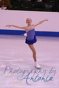 "Agnes Zawadski // Novice Ladies Long Program // ""A Day In The Life"""