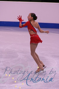 "Victoria Hecht // Novice Ladies Long Program // ""Banditsky Peterburg"""