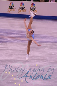 "Gretchen Donlan // Novice Ladies Long Program // ""Birth"""