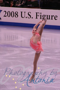 "Stephanie Rigley // Novice Ladies Long Program // ""The Nutcracker"""