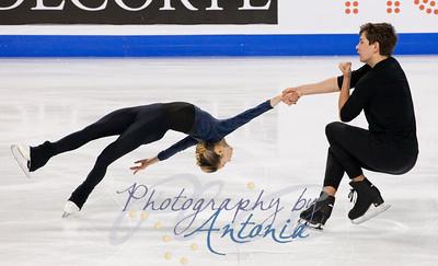 Daria Pavliuchenko & Denis Khodykin - Official Practice