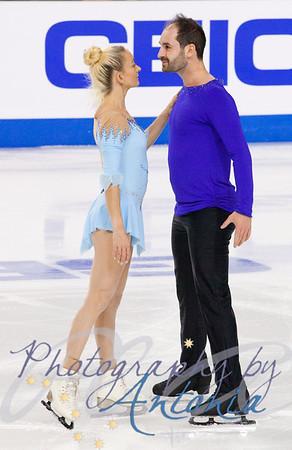 Zoe Jones & Christopher Boyadji - Official Practice