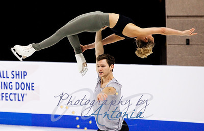 Camille Ruest & Andrew Wolfe - Official Practice