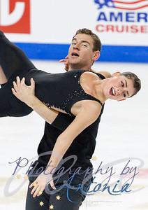 Haven Denney & Brandon Fraizer - Official Practice