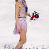 Ashley Wagner - Medal Ceremony