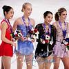 Medals Ceremony - Championship Ladies