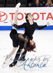 Elliana Pogrebinsky & Alex Benoit - Practice