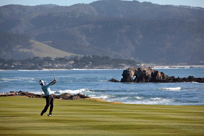 Final Round 2013 AT&T Pebble Beach