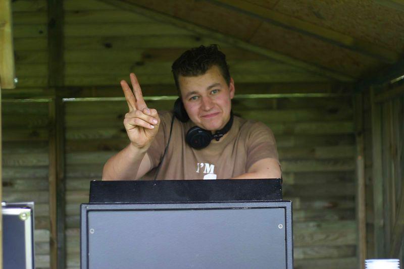 Mr DJ!