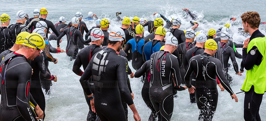 Ocean Lava Wales Triathlon, Fishguard.