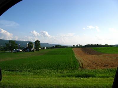 sweet PA scenery.