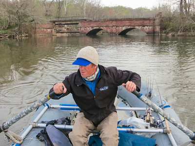 Leaving Seneca Creek into the Potomac River