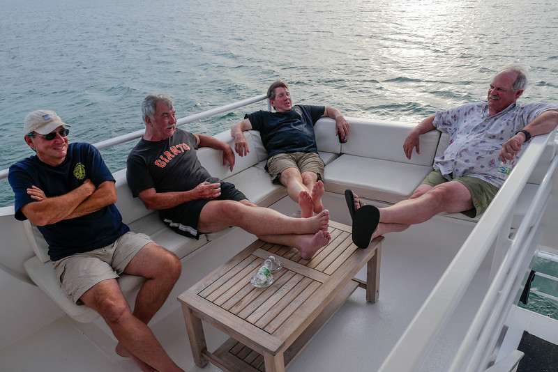 Aboard the Avalon II, Gardens of the Queen, Cuba Fishing Trip 2016
