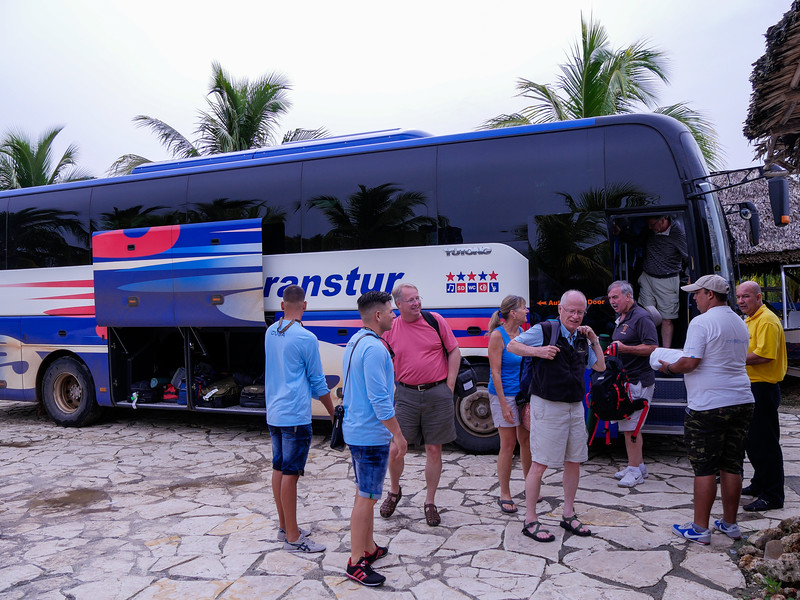 Arrival at Jucaro, on our way to Jardines De La Reina (Gardens of the Queen), Cuba, Fishing Trip 2016.