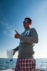 Carlos our boat captain, Sea of Cortez, Baja California Sud, Mexico