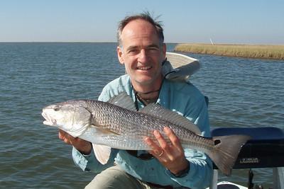 Louisiana Redfishing, 2008-11
