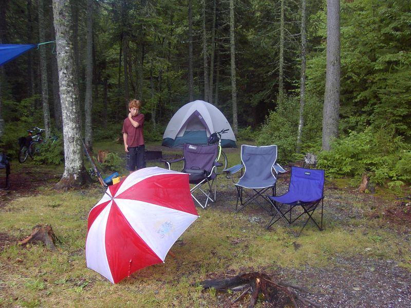 Meacham Campsite