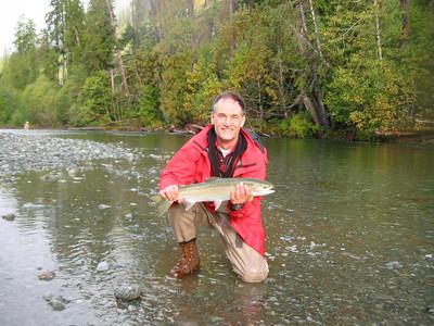 Stamp and Nahmint Rivers, British Columbia  2003-10-12