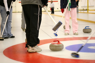 Fit Centre Christmas Curling