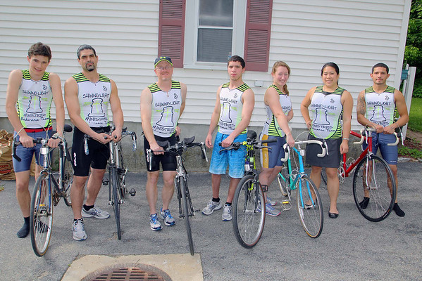 Fitchburg Shining Light Ministry Triathlon