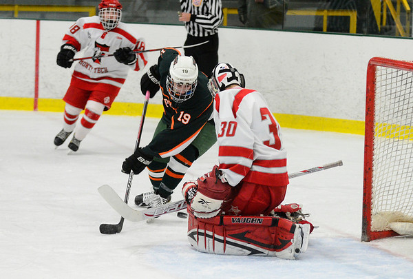 Fitchburg vs. Hopkinton Hockey