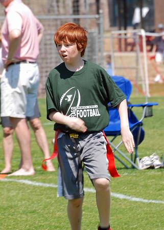 Flag football 2014 (week 1)