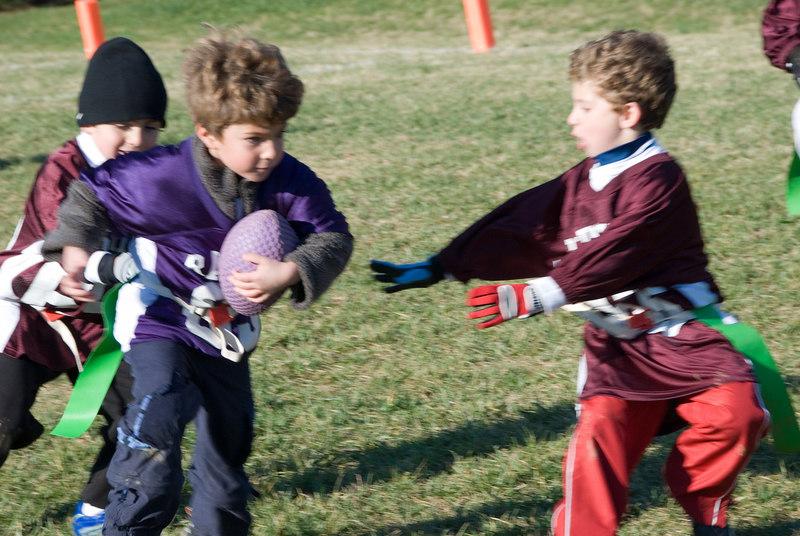 Flag football -- Andrew Robinson (Potomac)