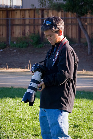 Brian the photographer.