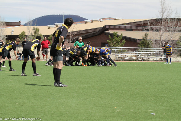 Flagstaff U19 Rugby Tournament 4/2/2011