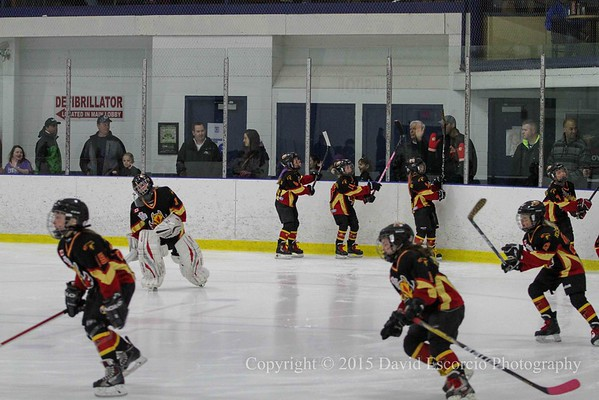 Finals Game 1 vs Whitby