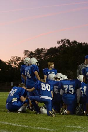 Flinn Football/Cheerleading 10-01-08