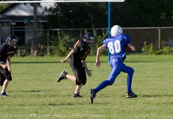 Flinn Football/Cheerleading 9-17-08