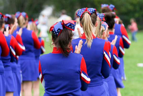 Flinn Football/Cheerleading 9-15-08