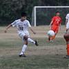 Flintridge Prep Boys Soccer v Poly at Prep on February 3, 2014 in La Canada, CA. Photo by Hana Asano.
