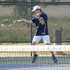 Flintridge Prep Boy's Tennis v Chadwick High School at Whittier Narrows Park on April 14, 2015. Photos by Hana Asano.