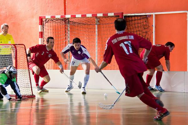 Lyon vs PUC demi-finale retour D1