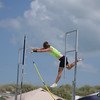 Florida Pole Vault Academy - Girls Beach Vault : Florida Pole Vault Academy - Girls Beach Vault on Clearwater Beach 07/21/2012
