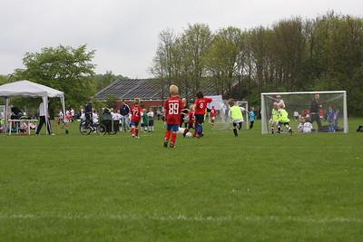 HUI Bandits 2003 til stævne i Albertslund 22-05-2010