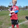 Magnus med Pokalen