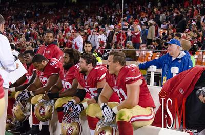 49ers vs Broncos Preseason 2014