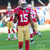 Image and Style Magazine Michael Crabtree 49ers